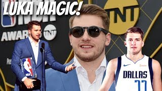 Luka Doncic CRAZIEST MOMENTS (Luka Magic!) From His Rookie of the Year Season