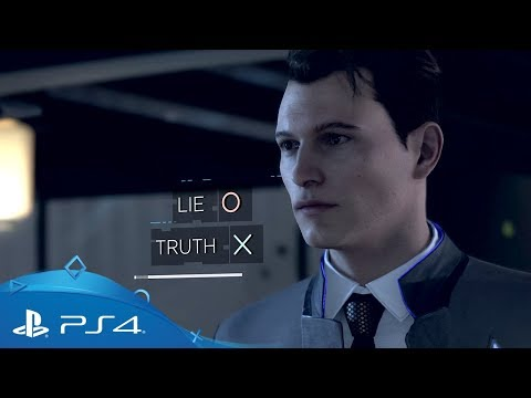 Detroit: Become Human | Hostage Demo Available Now | PS4