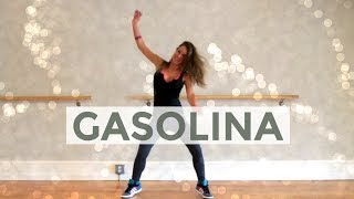 Gasolina, by Daddy Yankee, Li Jon, Noriega & Pitbull - Zumba With Carolina B.