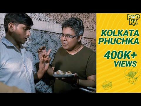 Kolkata's Best Phuchka | কলকাতার সেরা ফুচকা | Foodka S02E04 | Mir | Indrajit Lahiri