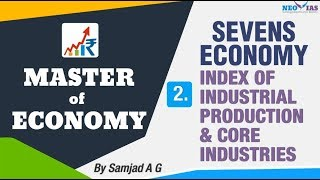 INDEX OF INDUSTRIAL PRODUCTION (IIP) & INDEX OF EIGHT CORE INDUSTRIES | SPEED ECONOMY | NEO IAS