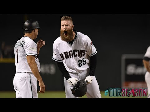 Arizona Diamondbacks 2017 Season Highlights