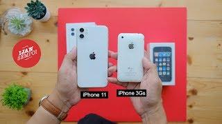 اي فون 11 vs iPhone 3Gs (10 سنوات التحدي )