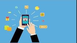 Digital marketing concept flat design vector 2 5 2