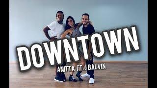 Baixar Downtown - Anitta ft. J.Balvin /  Coreografia Joy