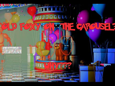 Old foxy on the carousel ride why new theory found