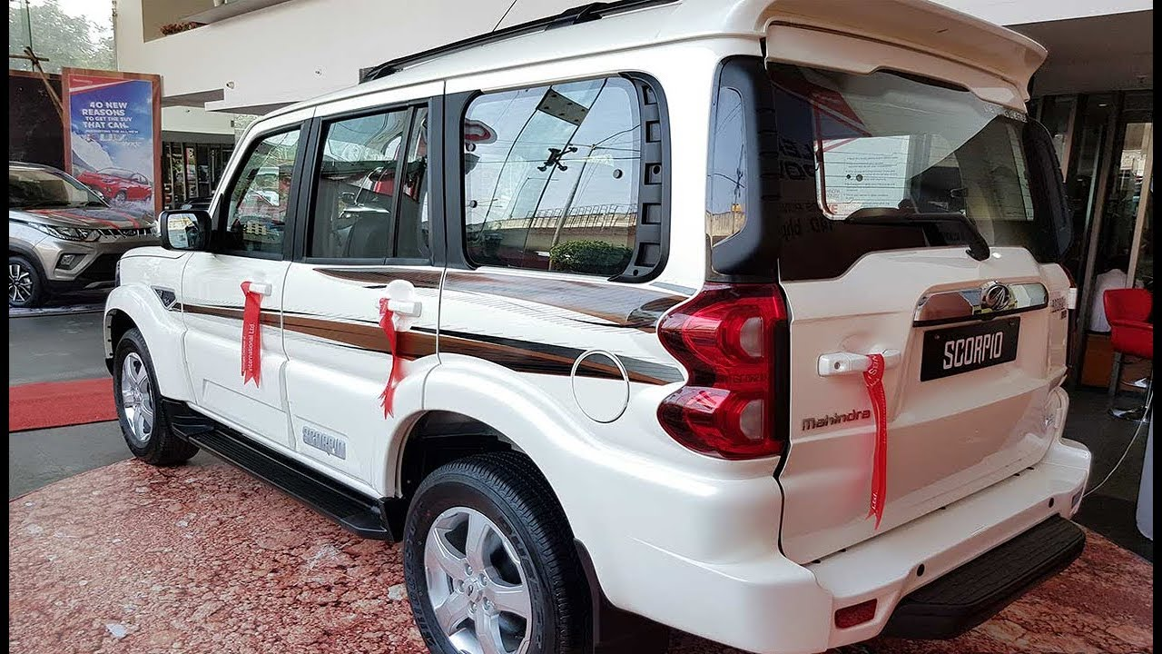 All New Mahindra Scorpio Facelift 2018 Slid Video Review