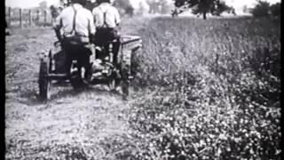 1920s Agricultural Depression