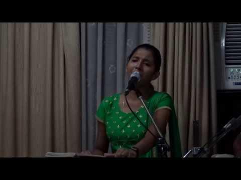 Sate ki e jiba - Odia Bhajan by Sefalika Anand