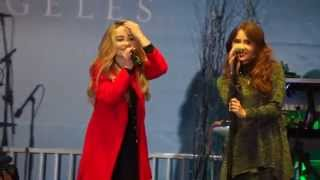 Take On The World - Sabrina Carpenter - Citadel Outlets LA