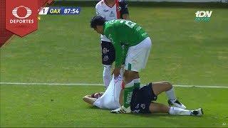 miguel-ngel-herrera-inicia-pleito-len-vs-alebrijes-copa-mx-j1-cl19-televisa-deportes