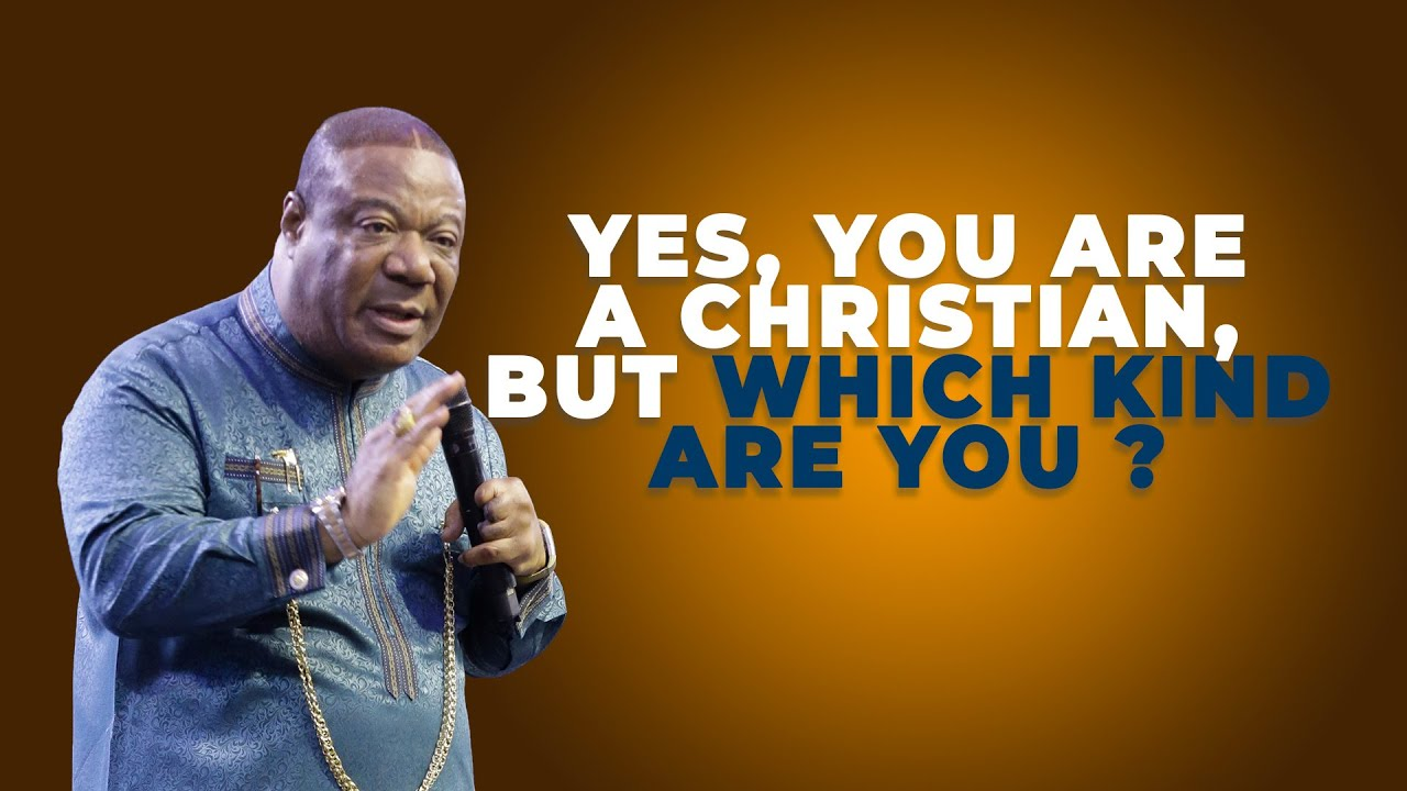 Download YES, YOU ARE A CHRISTIAN, BUT WHAT KIND ARE YOU ?