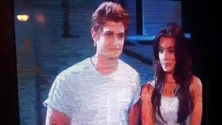 Edward & bella on fear factor