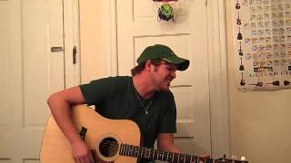 Justin Moore - Flying Down a Backroad Cover mp3