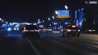 Busta Rhymes Touch It Deep Remix BMW X5M Vs ML63 Showtime