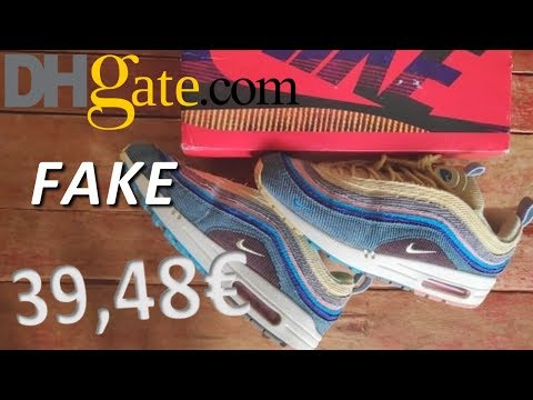 pretty nice c4e72 721c1 Repeat FAKE NIKE Air Max 97 Sean Wotherspoon DHgate by ...