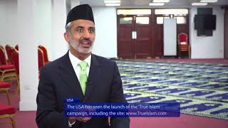 Behind-the-scenes stories from the Ahmadiyya Press Office USA