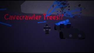 ROBLOX: Lumber Tycoon 2 - How to get Cavecrawler/Electric Trees!