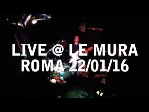 HARDCOBALENO   Giacomo nella Caverna LIVE @ Le Mura - ROMA (22/01/16)