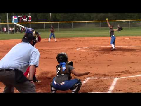 West Laurens Middle School Softball 7, Toombs County 0