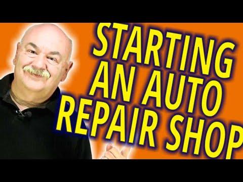 Starting An Auto Repair Shop – Auto Repair Shop Marketing – Increase Car Count