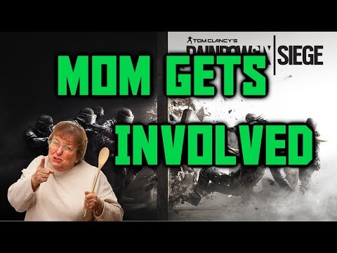 KID SCREAMS FOR MOM! *VOICE CHANGER*