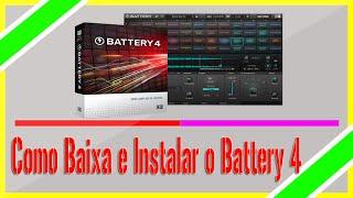 Como Baixar e Instalar o Battery 4 Gratis