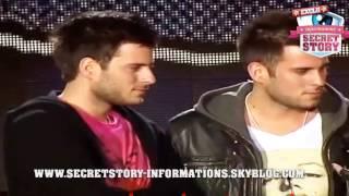 Repeat youtube video Zelko & Zarko font leur entré dans Veliki Brat ( Big Brother Serbe ) !