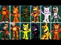 Five Nights At Freddy S 6 FNAF 5 4 3 2 1 ALL FREDDY ANIMATRONICS FNAF 2018 mp3