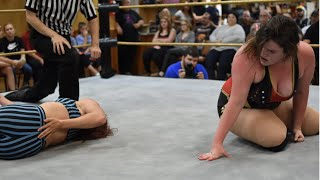 Download Masha Slamovich vs. Davienne - Limitless Wrestling (Let's Wrestle, Womens Wrestling) Mp3 and Videos