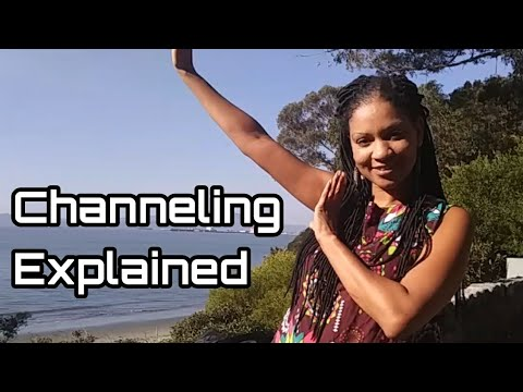 What is Channeling? & How to Channel Your Higher Self?