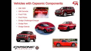 How Capsonic Automotive & Aerospace Extends CAD Visibility, Access & Security with Onshape | 6.19.18