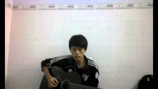 Chỉ vì anh quá yêu em - Khoảng cách đôi ta  Guitar cover By DST.TiểuThiên
