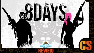 8DAYS - PS4 REVIEW (Video Game Video Review)