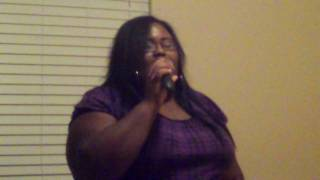 kirk franklin -lean on me cover by ices brown