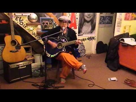Tom Jones - Daughter of Darkness - Acoustic Cover - Danny McEvoy
