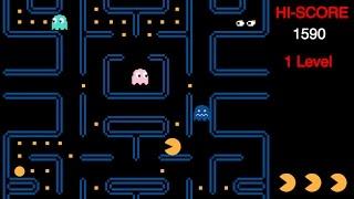 Pac-Man: Играть On-Line. Презентация современной игры на Javascript(, 2017-04-18T09:00:02.000Z)