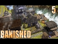 Huge Riverside Production | Banished MEGA MOD 5 | Gameplay