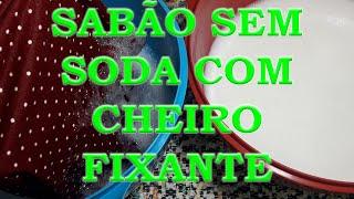 Sabão de Coco sem Soda – Com Cheiro