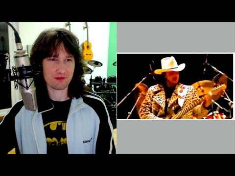 British Guitarist Reacts To Stevie Ray Vaughan's Crazy Good... Soundcheck!
