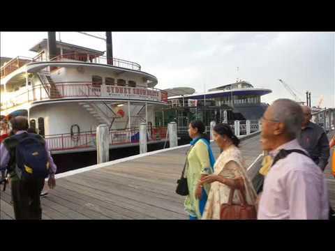 Sydney Show Boat  Dinner 21 11 16