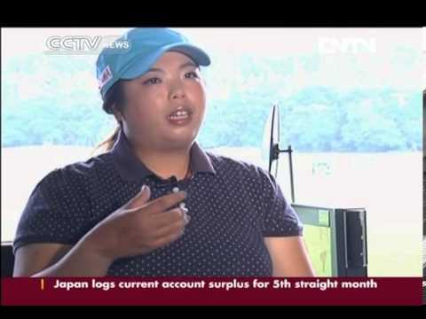 Feng Shanshan: China's 1st golf major champion