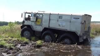 Test of marshland: How will «Burlak» prove itself?