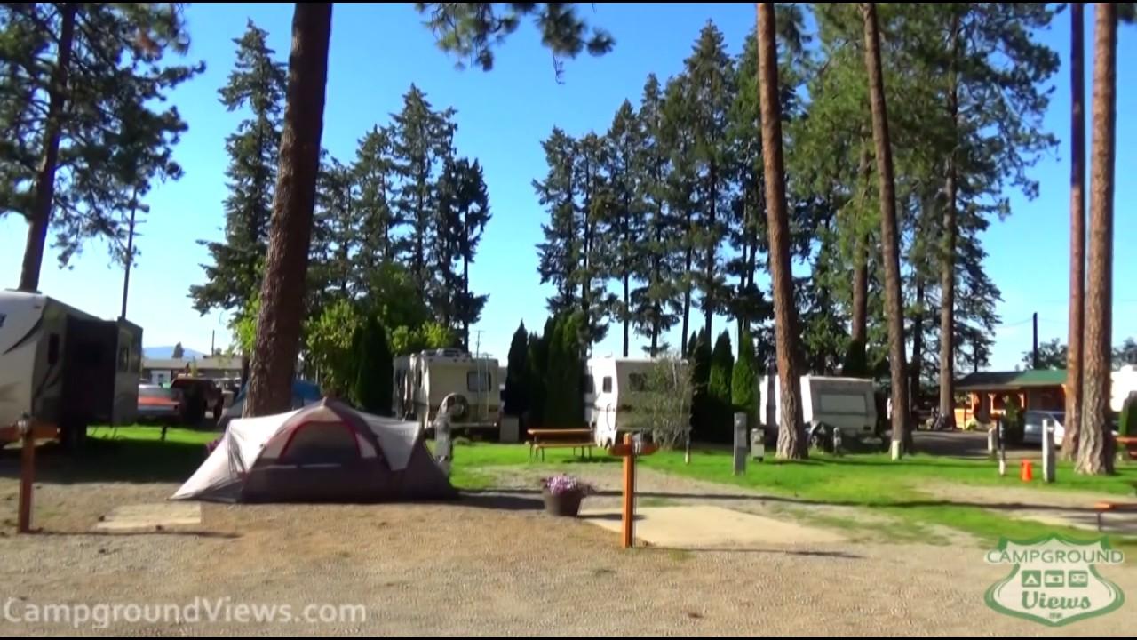 Tamarack RV Park Coeur d' Alene Idaho - CampgroundViews com
