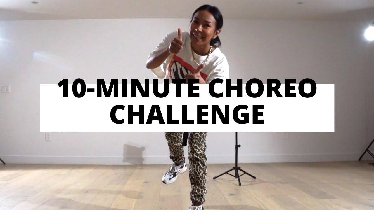 """Learning Choreo in under 15 min- Shay """"Vex Oh"""""""