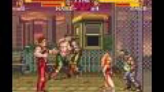SNES Longplay [065] Final Fight 2 - (2 Player) screenshot 3
