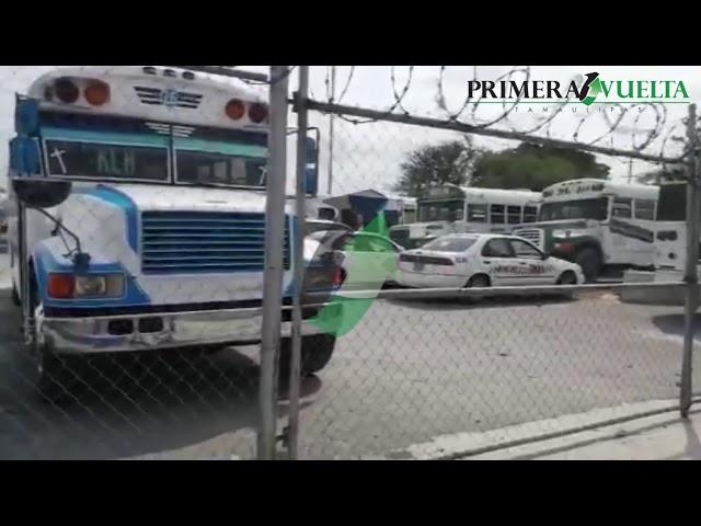Policía estatal decomisa autos, transportes públicos y taxis en Matamoros