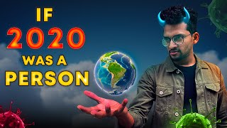 If 2020 was a person | Funcho