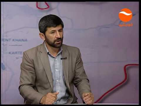 KAHT KABUL EP 687 20 05 2017 خط کابل ـ بررسی رئیس جمهور شدن دوباره حسن روحانی
