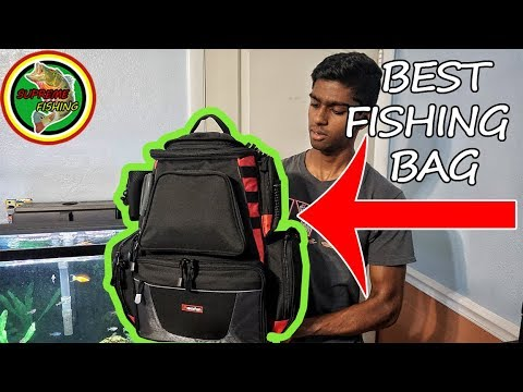 This Is The ULTIMATE FISHING TACKLE BAG!! (Best Fishing Bag Ever)